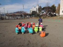 湘南ベルマーレ小学校体育巡回指導1