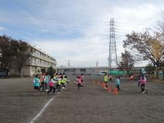 湘南ベルマーレ小学校体育巡回授業2