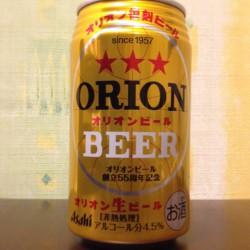 オリオン復刻ビール
