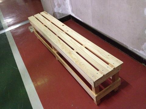サークルベンチを作ろう