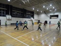 小学校教諭向けサッカー講習会