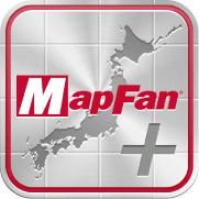 地図の最強アプリMapFan+