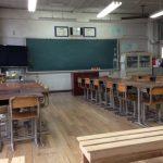 出会いから201日。そして教室には誰もいなくなった。