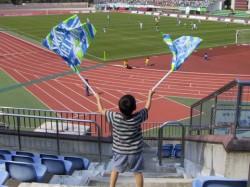 スタジアムは子どもたちに何かを与えてくれる