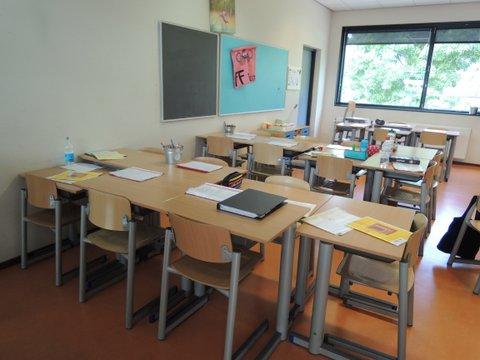 オランダの小学校は素敵だ