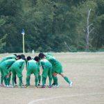 「ヴェルディ相模原vs湘南高校」神奈川県U-18サッカーリーグ
