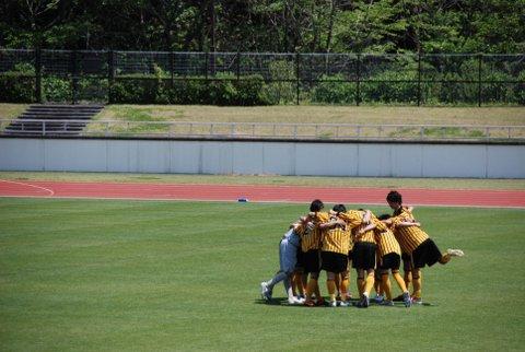 東海大学サッカー部2013