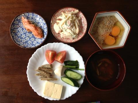 食事を再考する46歳のチャレンジ