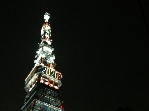 東京五輪2020と東京タワー