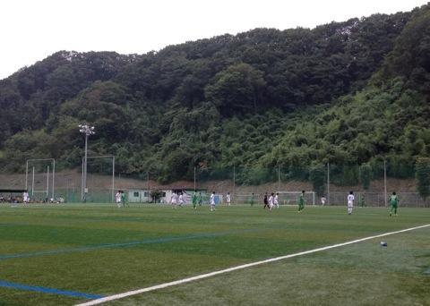 神奈川県U-18サッカーリーグK1ヴェルディ相模原 vs弥栄高校