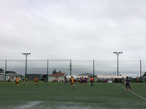 関東大学サッカーリーグ 東海大学vs東京学芸大学