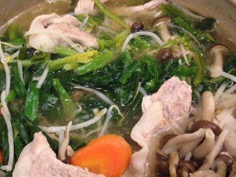 寒い夜には鍋で栄養を摂ろう