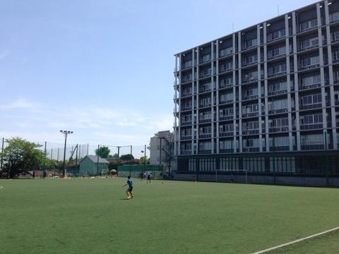東海大学サッカー場