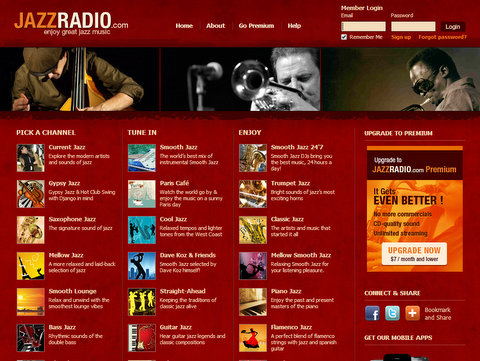 jazz radio.com