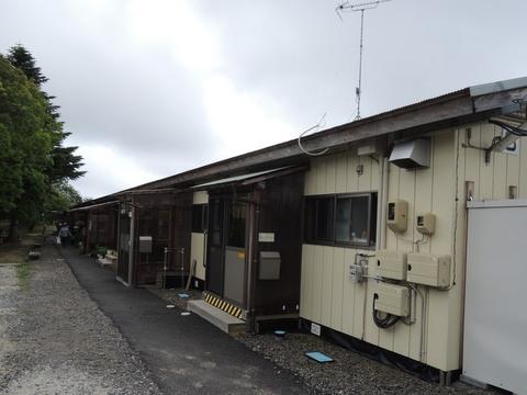 七ヶ浜町仮設住宅