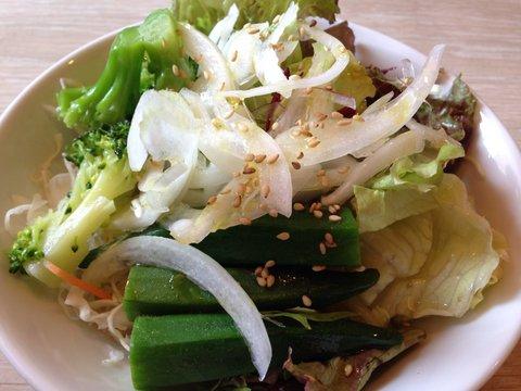 野菜もちゃんと食べよう!