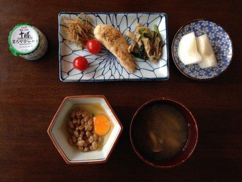 朝食は大切だ!秋編【47歳オヤジの食事学】