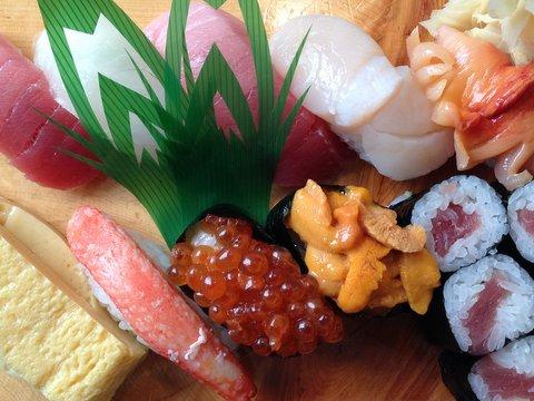 美味しい寿司とコミュニケーションの基本
