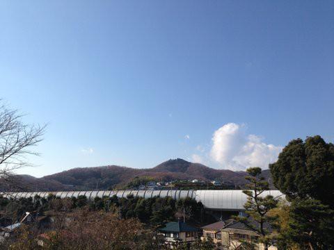 弘法山麓で暮らす