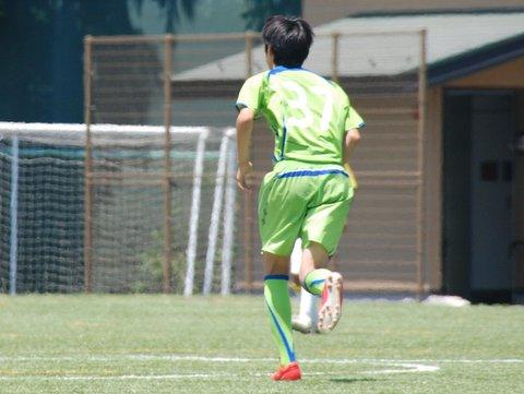 14歳のサッカー少年への思い
