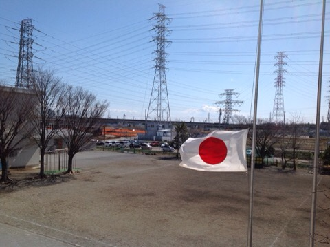 東日本大震災から4年が経った