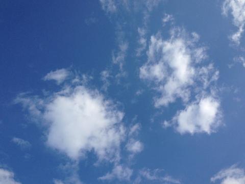 空を見上げる余裕ある?