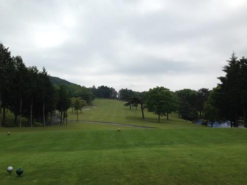 代休とゴルフ