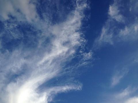 空を見上げてみよう