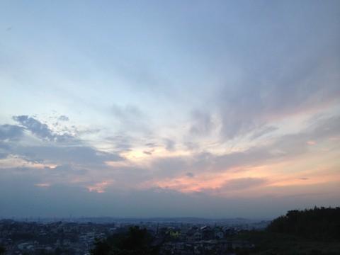 日の出時刻と早朝ラン