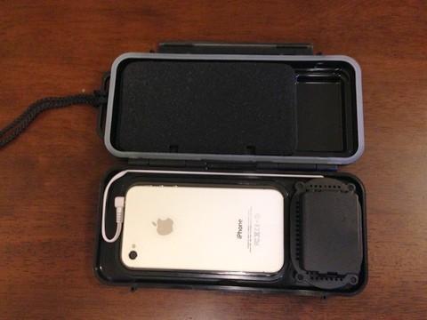 サンワダイレクト iPhone スマートフォン 防水スピーカー