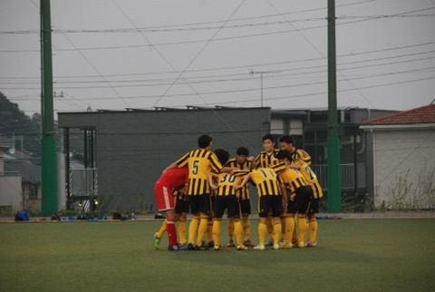 関東大学サッカーIリーグ(東海大学U-22A)