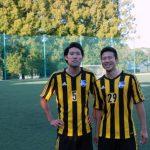 兄弟競演と歓喜の瞬間【関東大学サッカーIリーグ】