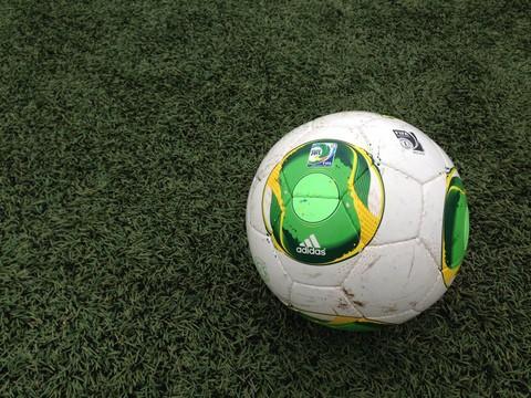 サッカーのある暮らし