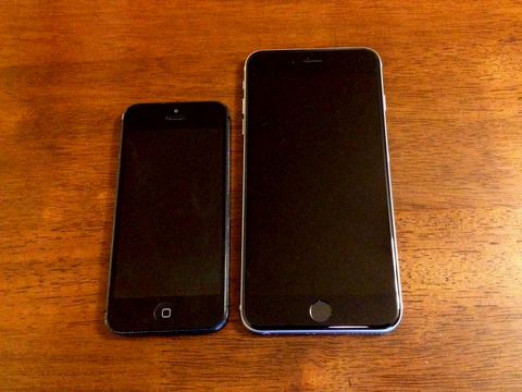 iPhone6S Plusでラクになった3つのこと