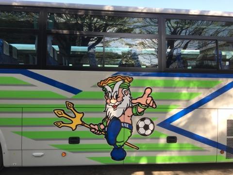 もしも、遠足バスが全部キングベルだったら