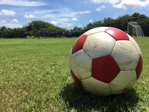 参議院選挙と平和なフットボール