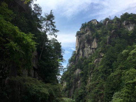 昇仙峡覚円峰