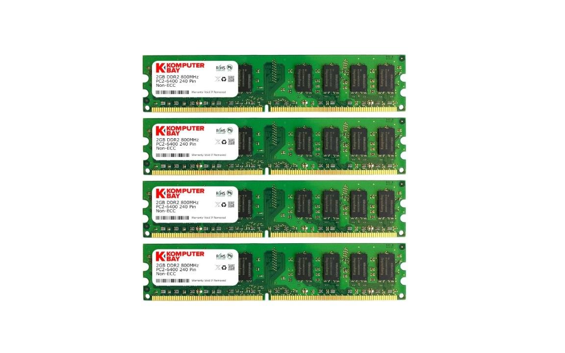 Gateway GT5086jに8GBメモリを実装