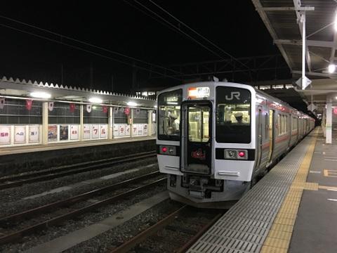 会津のじいちゃんと磐越西線
