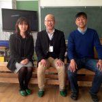 横浜国立大学からベンチのある教室へ