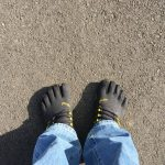 復活のVibram Five Fingers