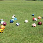 「自分のボールを持って集まる」ということ。