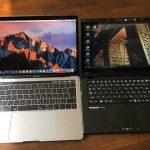 MacBook Proを使ってみるチャレンジ