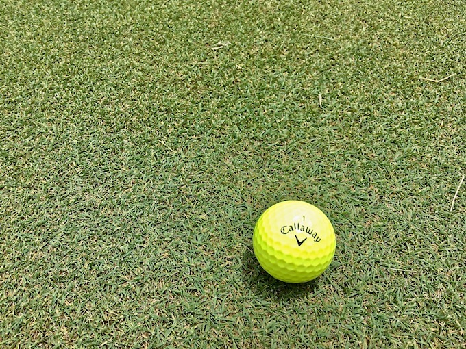 ゴルフと身体感覚