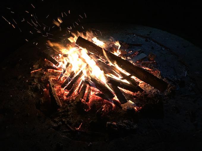 火はボクらの営みに欠かせない