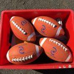 フラッグフットボールで遊ぼう!