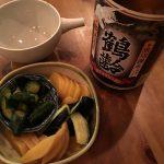 新潟県南魚沼市塩沢の酒「鶴齢」純米