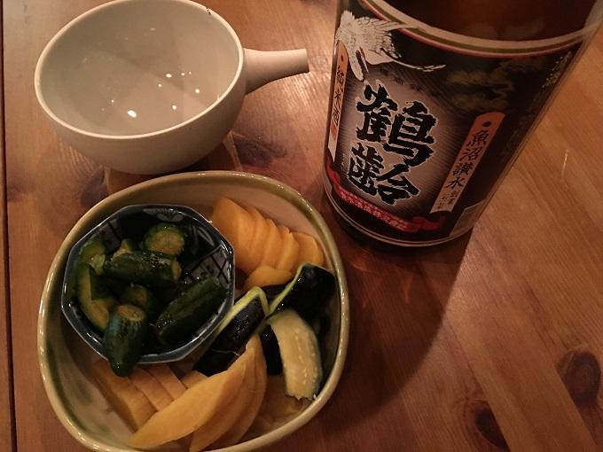 新潟の酒「鶴齢」