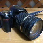 Nikonカメラローパスフィルタ清掃+TAMRONレンズ分解清掃