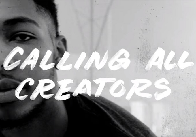 CALLING ALL CREATORSCALLING ALL CREATORS-adidas